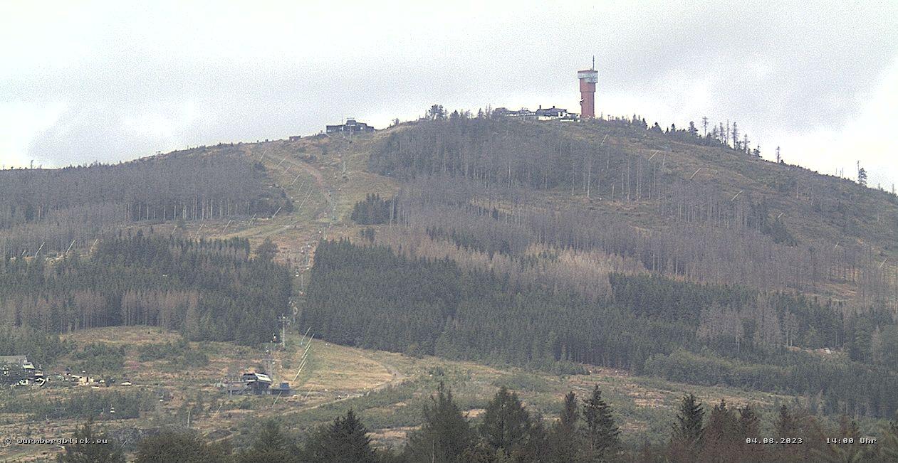 Braunlage – Blick zum Wurmberg Webcam Live